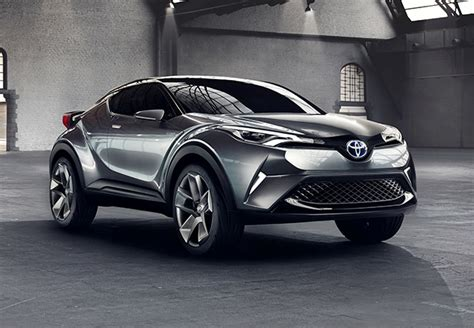 toyota  hr concept   step closer  production