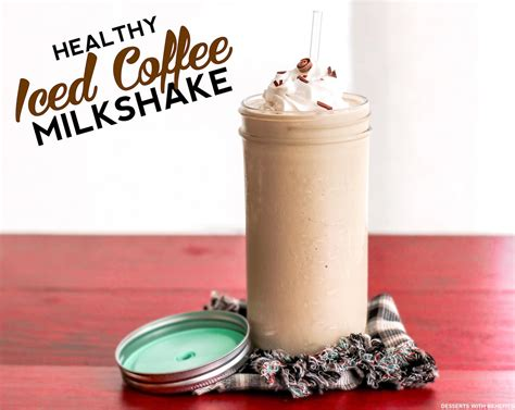 It's so rich and satisfying, you'd never know it's good for you. Healthy Iced Coffee Milkshake Recipe | Sugar Free, Low Fat ...