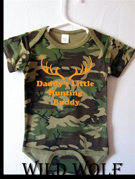 Baby Boy Hunting Clothes