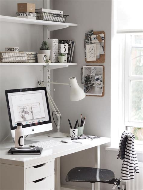 Ikea Arbeitszimmer by Die 25 Besten Ideen Zu Ikea Schreibtisch Auf