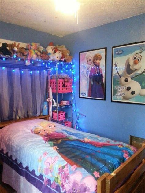 frozen bedroom diseno de habitacion de ninos