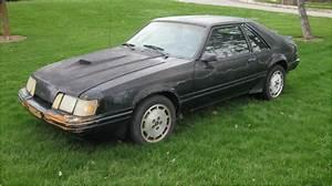 eBay Find: Rare '86 Mustang SVO Competition Prep - StangTV