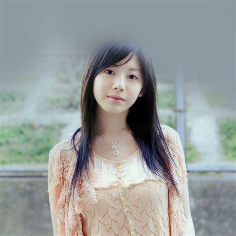 Kaho Japanese Girl Actress Wallpaper