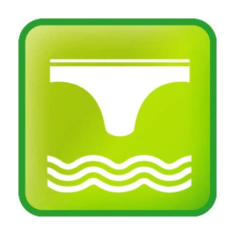 bureau plexi pl7 picto alu maillot de bains pictogramme cing