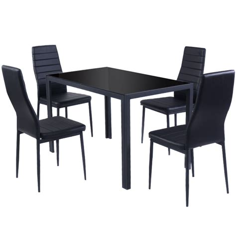 glass table with 4 chairs table with 4 chairs set dining table with 4 chairs bukit