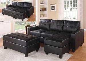 reversible sectional sofas reversible espresso leather With reversible leather sectional sofa bed with storage