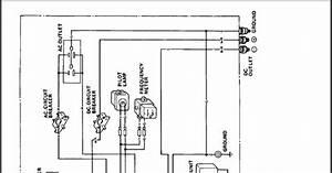 Honda Generator Ex1000  Runs Great And Makes 120v And 12v