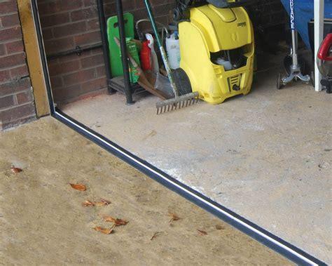 Garage Threshold by Garage Threshold Seal Stormguard