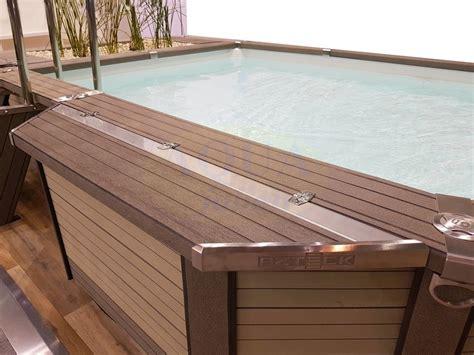 piscine hors sol 4x8 azteck rectangulaire 4x8 90m 1 40m hors sol aquajulien