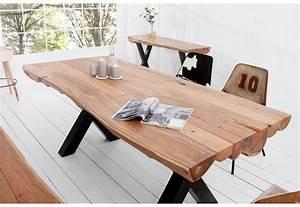 Table Bois Massif Brut : quelle diff rence entre bois massif agglom r et contreplaqu ~ Teatrodelosmanantiales.com Idées de Décoration