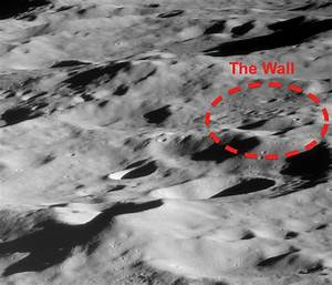 UFO SIGHTINGS DAILY: Great Wall Discovered On Moons ...