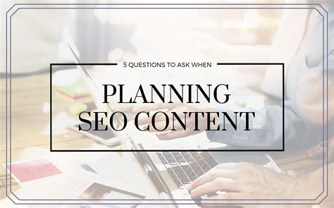 Seo Content by Seo Content How To Plan It Write It And Get It To Rank