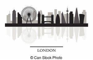 London Skyline Schwarz Weiß : stadt dortmund silhouette skyline schwarz wei es stadt begriff plakat banner wohnung ~ Watch28wear.com Haus und Dekorationen
