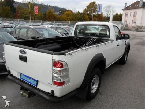 voiture up occasion ford ranger 4x4 1 cab xl tdi