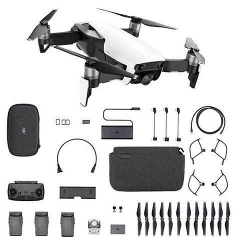 dji mavic air mini drone artic white cppte dynnex drones