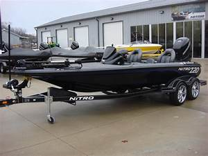 Nitro Z Series Z20 Bass Boats New In Warsaw  Mo  Us