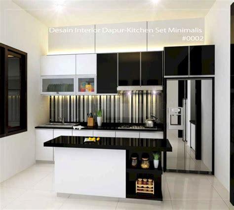 Kitchen Design Ideas Set 2 by Kitchen Set Minimalis Decoredo