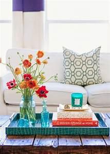 20+ Super Modern Living Room Coffee Table Decor Ideas That ...