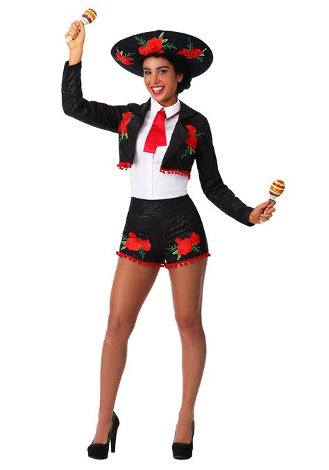 Womens Flirty Mariachi Costume