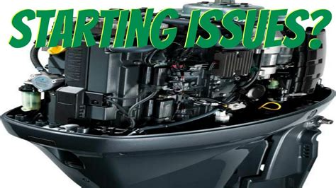Yamaha 250 Outboard Problems