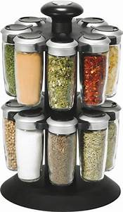 Carrousel à épices : carrousel pices de 16 bouteilles axia de trudeau maison ~ Teatrodelosmanantiales.com Idées de Décoration