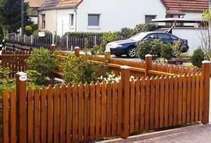 Gartenzaun Sichtschutz Holz : gartenzaun sichtschutz der passende zaun f r den eigenen garten ~ Orissabook.com Haus und Dekorationen