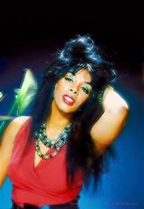 Black Kudos • Donna Summer LaDonna Adrian Gaines (December ...