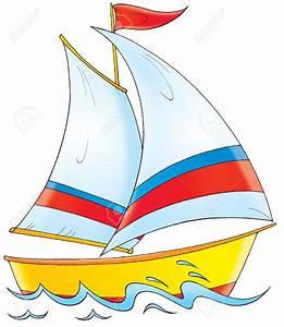 Yacht Boat Clipart - ClipartXtras