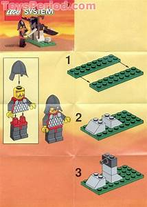 Lego 1917 King U0026 39 S Catapult Set Parts Inventory And