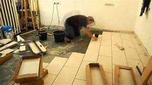 Rechteckige Fliesen Verlegen : fliesen verlegen im zeitraffer how to tiling time lapse youtube ~ Bigdaddyawards.com Haus und Dekorationen
