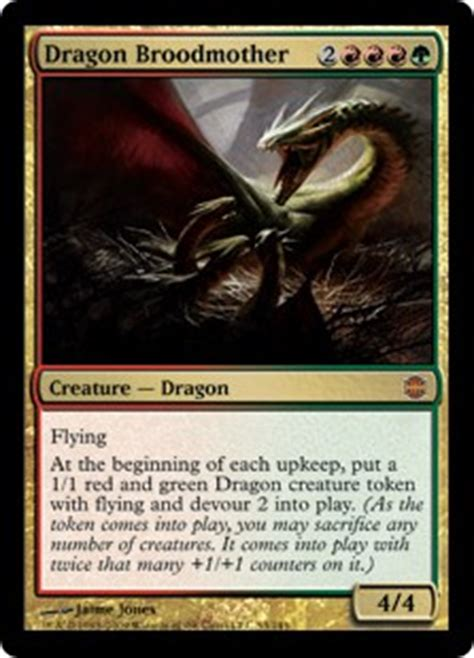 elder dragon support magic the gathering