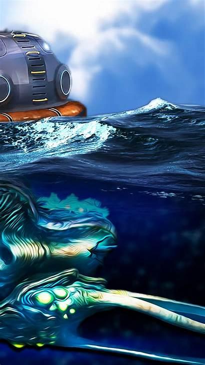 Subnautica 4k Underwater Screenshot Games Wallpapers Adventure