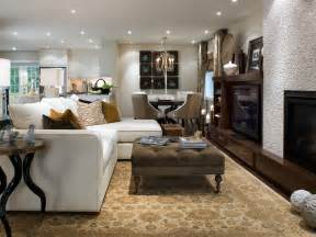 Hgtv Livingroom Top 12 Living Rooms By Candice Living Room And Dining Room Decorating Ideas And Design