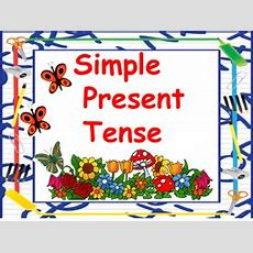 Simple Present Tense By Zainah2000  Teaching Resources