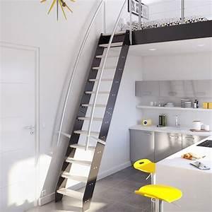 Escalier Venise Bois et Bois Metal Lapeyre Stairs