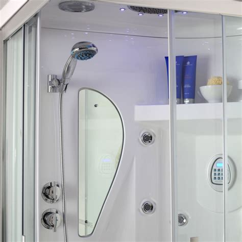 piatti doccia 70x110 box multifunzione per doccia con sauna 70x110 cm destro