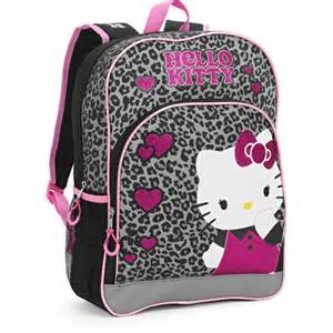 Hello Kitty Backpacks at Walmart