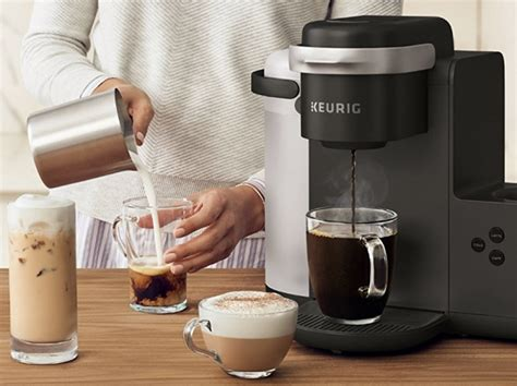 To get the answer, we've reviewed hundreds of them and came up with this top 10 list. Amazon Prime: Keurig K-Cafe Coffee Maker AND Milk Frother Only $109.99 Shipped (Best Price Ever ...