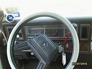 1985 Plymouth Caravelle Se Sedan 4-door 2 2l