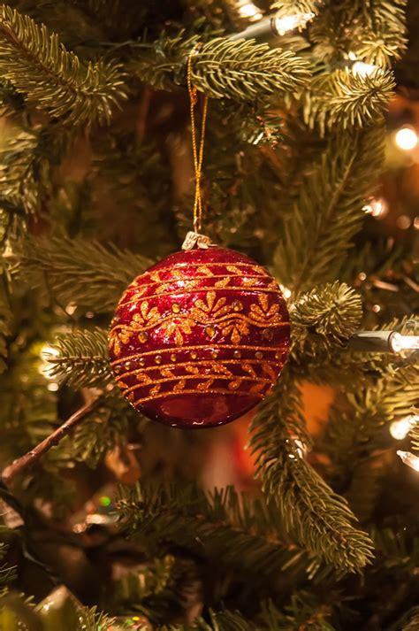 christmas tree ornament  stock photo public domain