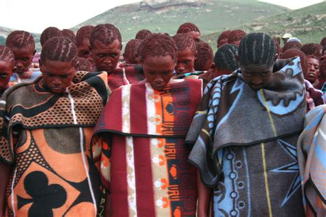 Visual Symbols of Self: South Sotho Arts and Initiation