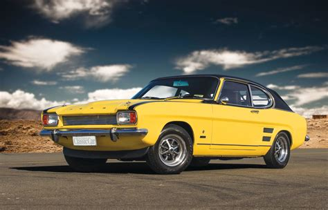 A Perana V8 Ford Capri That's A Long Way From Home