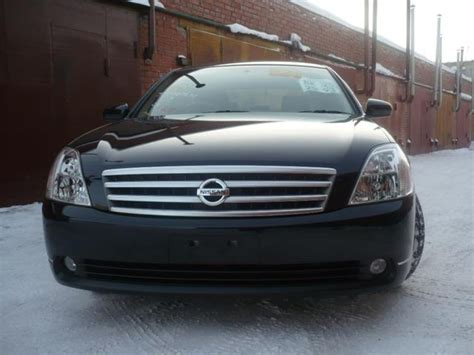 Nissan Teana Wallpapers by 2005 Nissan Teana Wallpapers