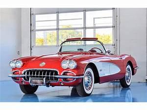 1959 Chevrolet Corvette For Sale
