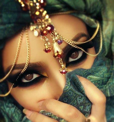 creative arabic eye makeup tutorial  stun