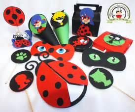 Miraculous Ladybug and Cat Noir