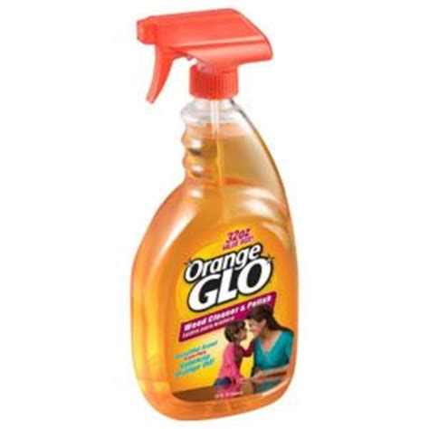 orange glo wood cleaner orange glo 32 oz wood cleaner and of 12