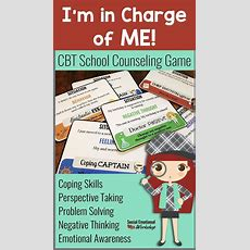 70 Best Cbt  Problem Solving Resources For Elementary School Counseling Images On Pinterest