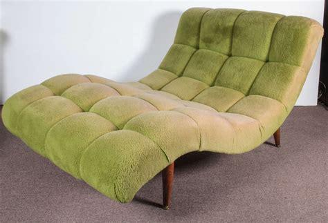 modernist wave quot s quot curve lounge chair chaise adrian