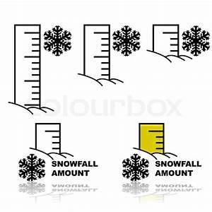 Betrag Vektor Berechnen : schneefall betrag vektorgrafik colourbox ~ Themetempest.com Abrechnung